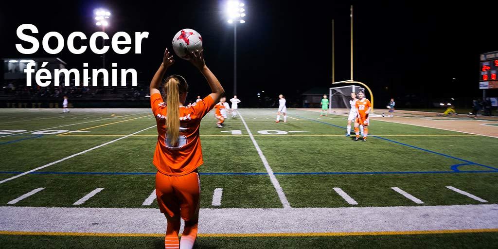 Soccer Feminin